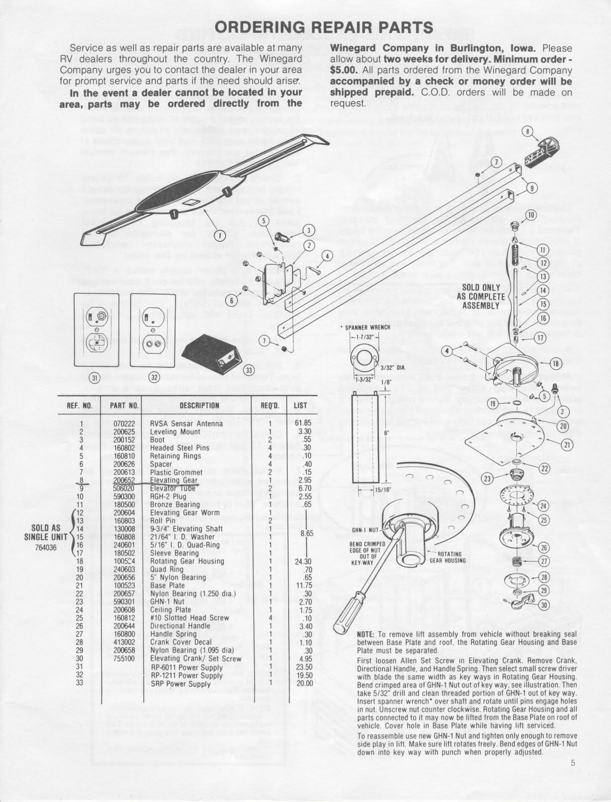 1983 pace arrow motorhome wiring diagram wiring diagram
